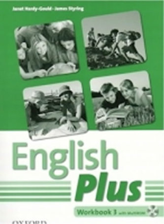 ENGLISH PLUS 3 WORKBOOK + MultiROM PACK (Czech Edition)