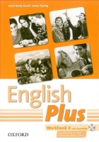 ENGLISH PLUS 4 WORKBOOK + MultiROM PACK (Czech Edition) - Náhled učebnice