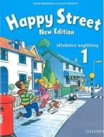 Happy Street 1 - New ed. - CB Czech edition