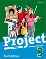 Project 3 3ed. SB CZ - Náhled učebnice