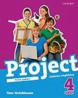 Project 4 3ed. SB CZ - Náhled učebnice