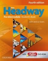 New Headway: Pre-Intermediate Fourth Edition: Workbook + iChecker with Key
