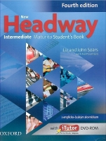 New Headway Intermediate Maturita Students Books Fourth edition - Náhled učebnice