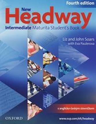 New Headway Intermediate Maturita 4th Edition: Student´s Book+Workbook+Teacher´s Book+audio CD