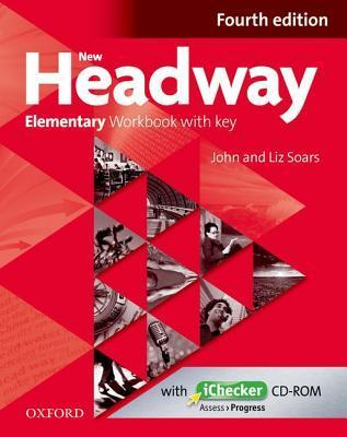 New Headway Elementary Workbook with Key (4th Edition)