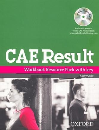 CAE result, Workbook resource pack with key