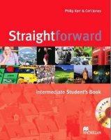 Straightforward Intermediate Student's Book