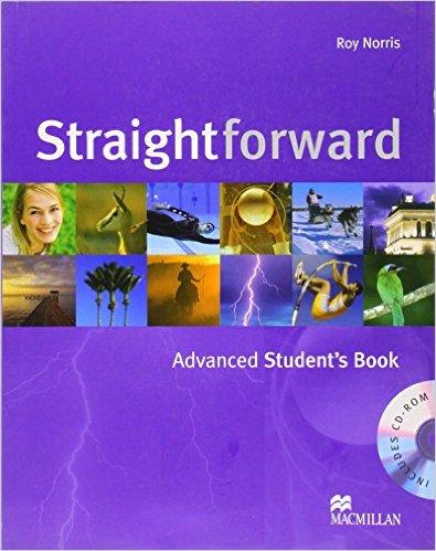 Straightforward, advanced. Student's book