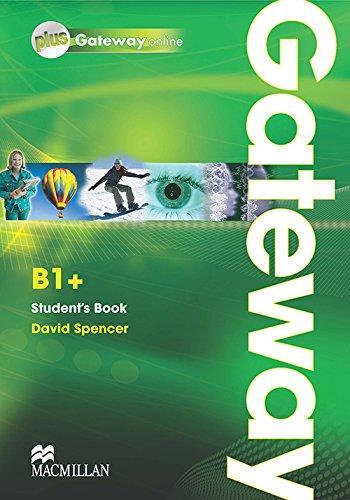 Gateway B1+ (Student's Book)