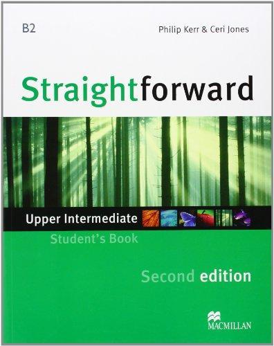 StraightForward Upper Intermediate Second Edition