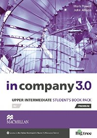 in company 3.0 upper intermediate studen's book pack - Náhled učebnice
