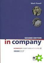 In Company: Intermediate Student's Book (+CD)