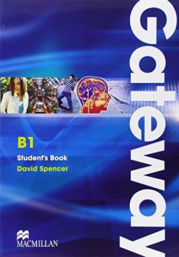 Gateway Student's Book B1