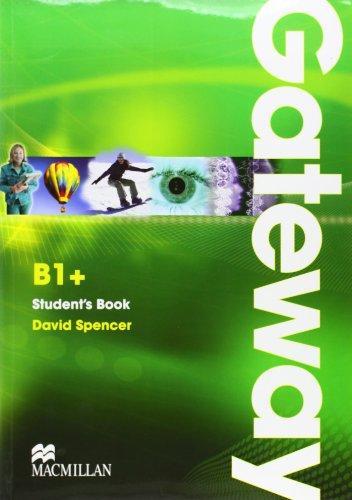 Gateway B1+ (Student´s Book) - Náhled učebnice