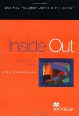 Inside out. Pre-intermediate. Student's book