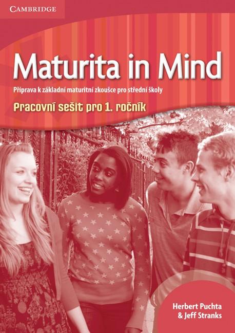 Maturita in mind Pracovní sešit  1. ročník