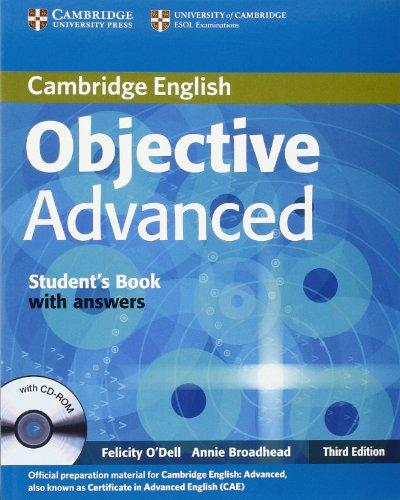 Objective Advanced Student's Book with answers - Náhled učebnice
