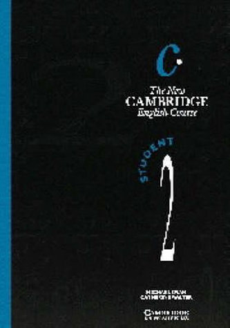 The new Cambridge English Course 2, student´s book
