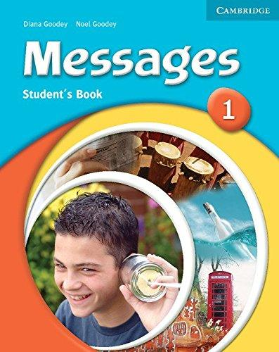 Messages 1 Student's Book