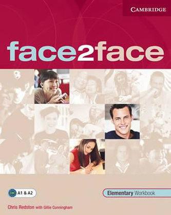 Face2face Elementary Workbook - Náhled učebnice