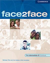 Face2face, pre-intermediate : workbook