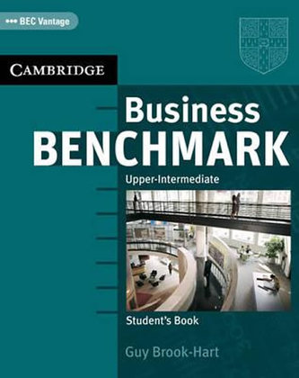 Business Benchmark Upper Intermediate Student's Book BEC Edition - Náhled učebnice