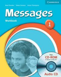 Messages 1 - Workbook, CD-ROM