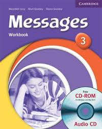 Messages 3 - Workbook, CD - ROM