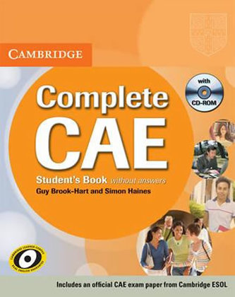 Complete CAE Student´s Book without Answers & CD-ROM