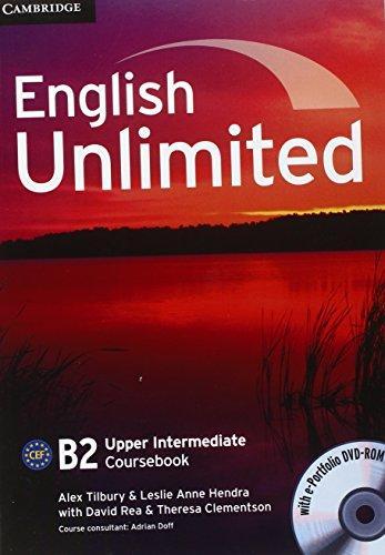 English Unlimited Upper Intermediate Coursebook - Náhled učebnice
