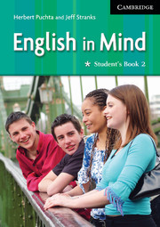 English in Mind, Studentbook 2