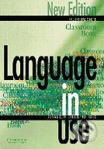 Language in Use Pre-Intermediate Students Book