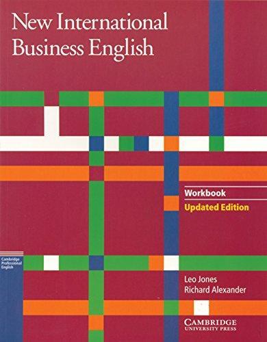 New International Business English - Náhled učebnice