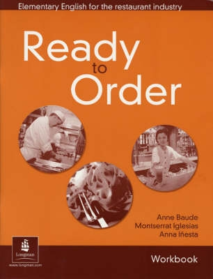 Ready to Order, Workbook