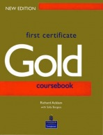 First Certificate Gold, Coursebook