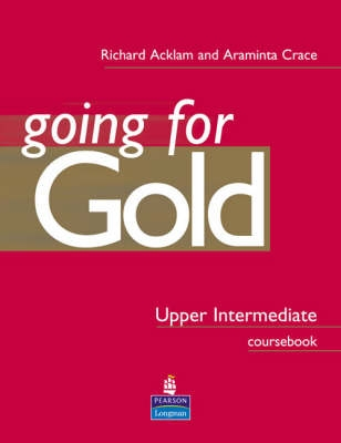 Going for Gold Upper Intermediate coursebook - Náhled učebnice