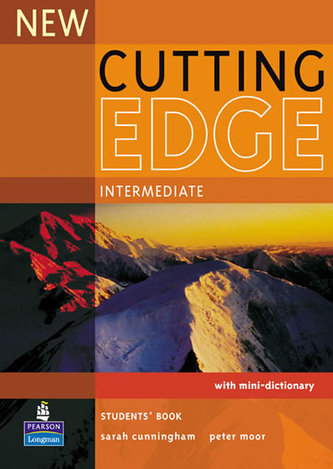 New cutting edge, student's book. intermediate
