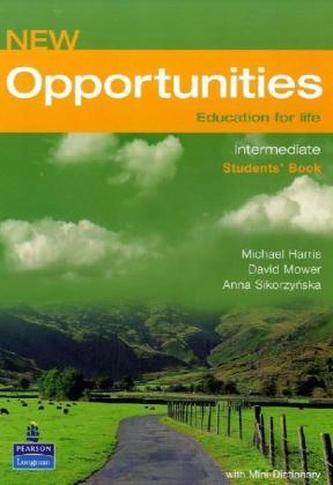 New Opportunities Intermediate Student's Book