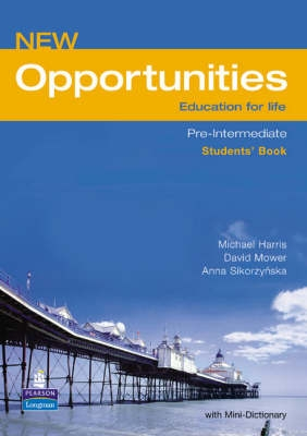 New Opportunities: Pre-intermediate Student's Book