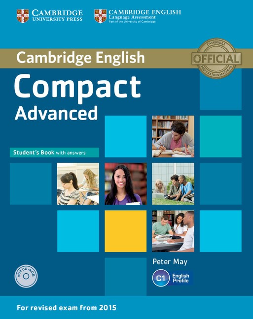 Compact Advanced Student's Book with answers