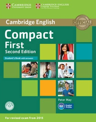 Compact First (Student's Book) - Náhled učebnice