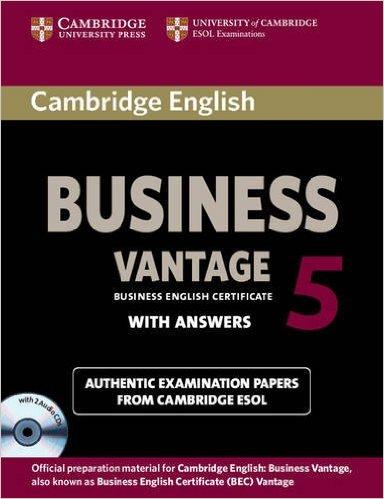 Business Vantage 5 - Náhled učebnice