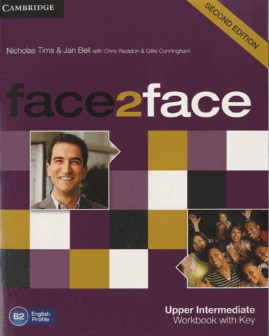 face2face - Upper Intermediate, Second edition, Workbook + Key