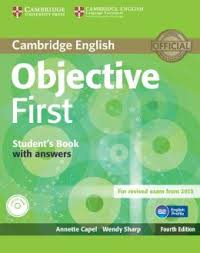 Objective First 4th edition Student's book