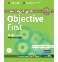Objective First 4th edition Workbook