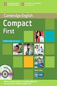 Cambridge English Compact First Student's book