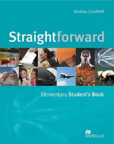 Straightforward, Elementary Student's Book - Náhled učebnice