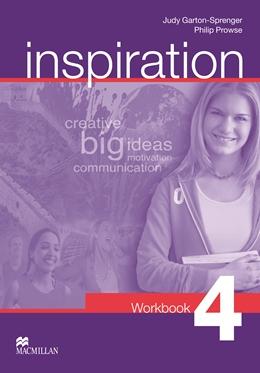 Inspiration workbook 4 - Náhled učebnice