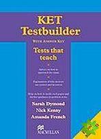 Testbuilder with answer key - Náhled učebnice