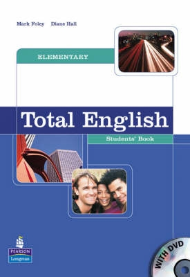 Total English, Elementary level. Students' book and DVD pack